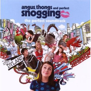 Angus, Thongs and Perfect Snogging original soundtrack
