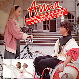 Anna original soundtrack
