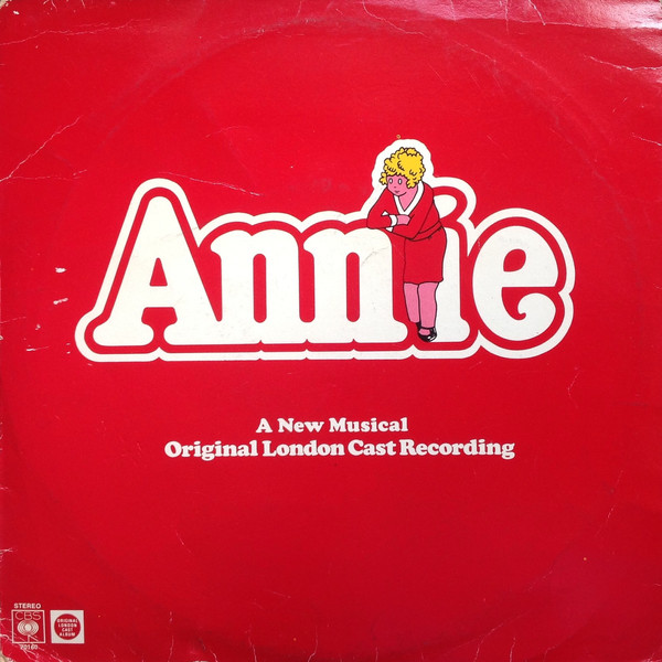 Annie: Original London cast original soundtrack
