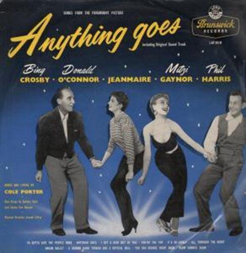 Anything Goes OST original soundtrack
