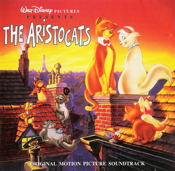 Aristocats original soundtrack