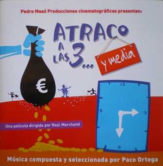 Atraco a las 3 y Media original soundtrack