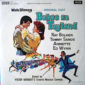 Babes in Toyland original soundtrack