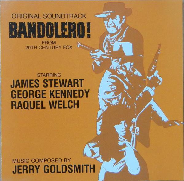 Bandolero! original soundtrack