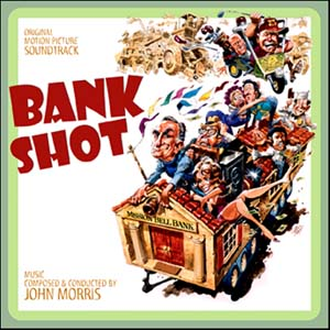 Bank Shot original soundtrack