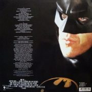 batman LP back