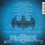 batman cd back