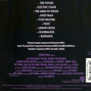 batman prince cd back
