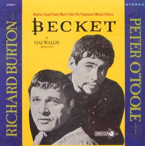 Becket original soundtrack