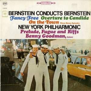 Bernstein conducts Bernstein original soundtrack