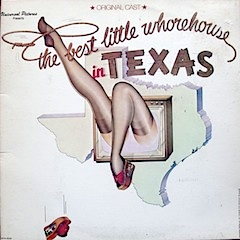 Best little Whorehouse in Texas original soundtrack
