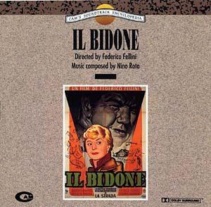 Il Bidone original soundtrack