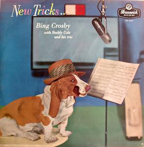 Bing Crosby: New Tricks original soundtrack