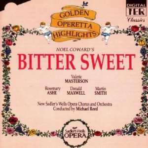 Bitter Sweet original soundtrack