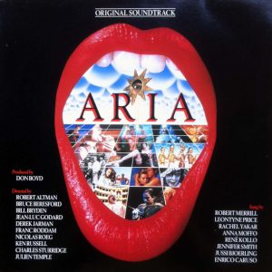 Aria original soundtrack