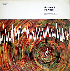 Boosey & Hawkes: Recorded Music for Film Radio & Television original soundtrack