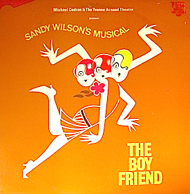 Boy Friend: 1967 London Cast original soundtrack