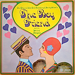 Boy Friend: Original West End recording original soundtrack