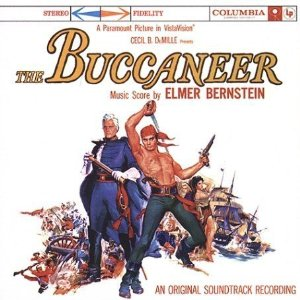 Buccaneer original soundtrack