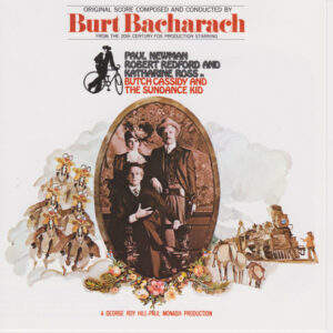 Butch Cassidy And The Sundance Kid (Original Movie Soundtrack)