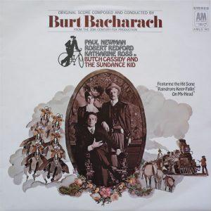 Burt Bacharach – Butch Cassidy And The Sundance Kid (Original Movie Soundtrack)