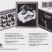 butch back cd