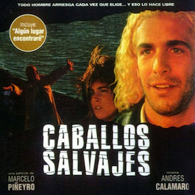Caballos Salvajes original soundtrack