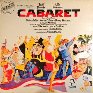 Cabaret original soundtrack