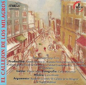 Callejon de los Milagros original soundtrack