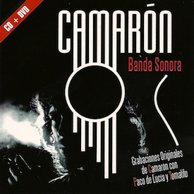 Camarón original soundtrack