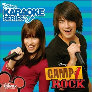 Camp Rock: karaoke original soundtrack