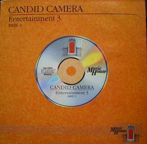 Candid Camera: Funny side of life original soundtrack