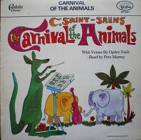Carnival of the Animals original soundtrack