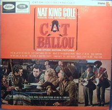 Cat Ballou & other motion pictures original soundtrack