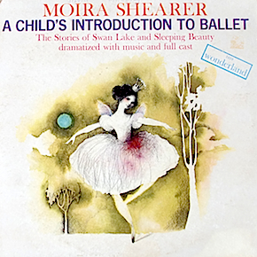 Child Introduction to Ballet original soundtrack