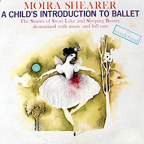 Child Introduction to Ballet original soundtrack