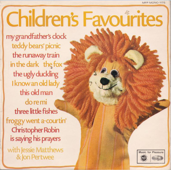 Children Favourites original soundtrack