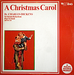 Christmas Carol original soundtrack