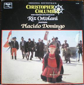 Christopher Columbus original soundtrack