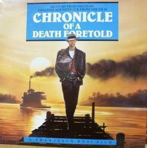Chronicle Of A Death Foretold (Original Soundtrack From The Film)