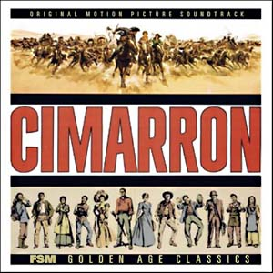 Cimarron original soundtrack