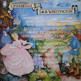 Cinderella and Dick Whittington original soundtrack