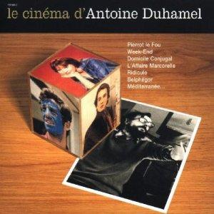 Cinéma D'Antoine Duhamel original soundtrack
