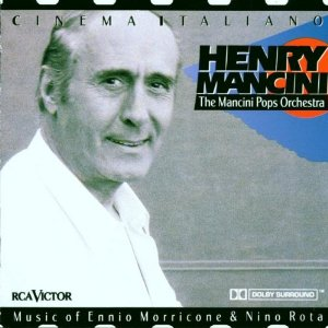 Cinema Italiano: Henry Mancini original soundtrack