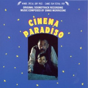 Cinema Paradiso original soundtrack
