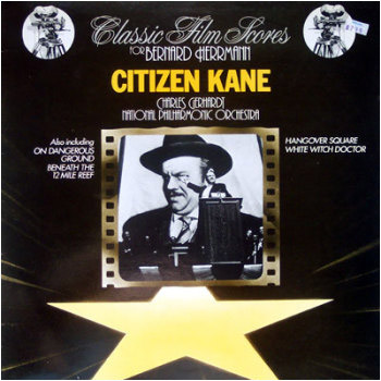 Citizen Kane & other scores original soundtrack