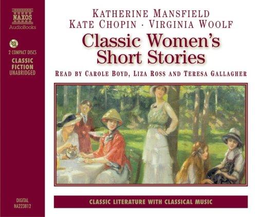 Classic women's short stories original soundtrack