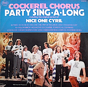 Cockerel Chorus: Tottenham Hotspur original soundtrack
