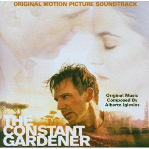 Constant Gardener - The soundtrack to your life