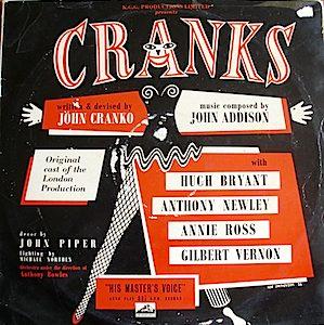 Cranks original soundtrack